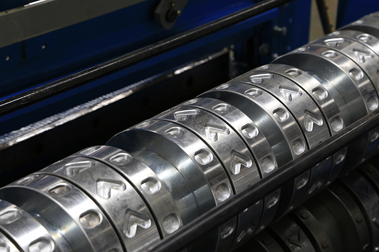 Floor Decking Roll Forming Machine roller