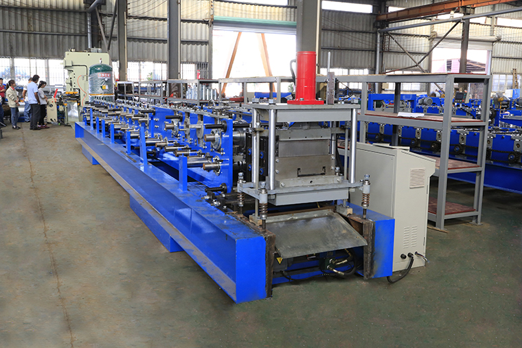 Scaffolding Board Steel Roll Forming Machine