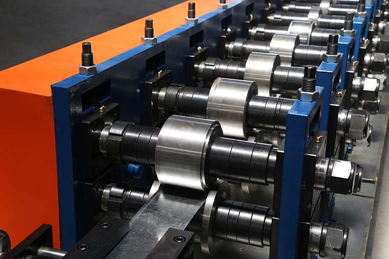 Stud and Track Roll Forming Machine Rollers