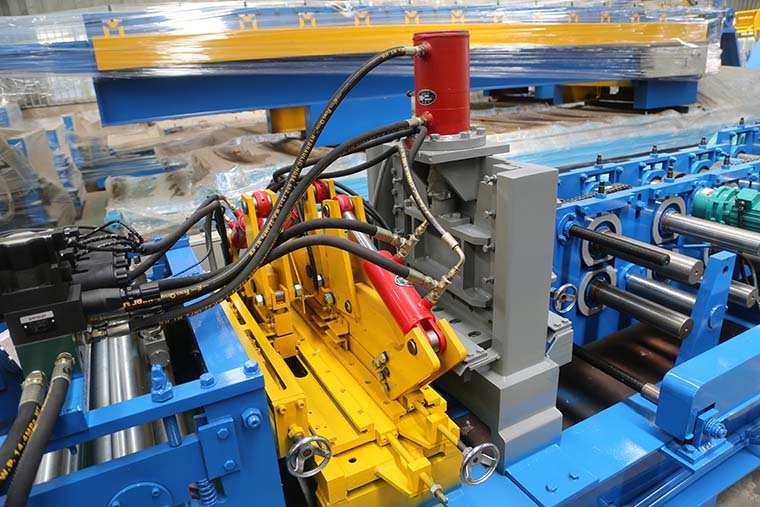 Purlin Roll Forming Machine