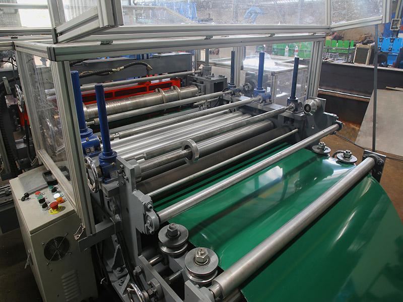 Cut To Length Line Machine