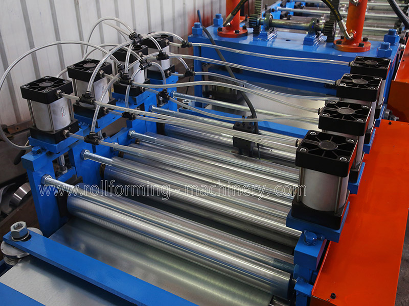 Sound Absorbing Board Roll Forming Machine
