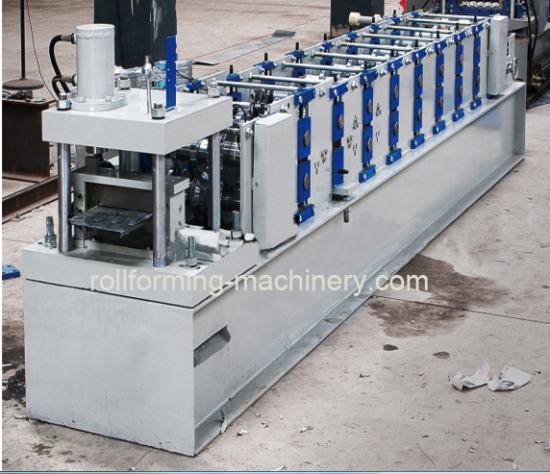 Z Shape Ventilation System Frame Forming Machine