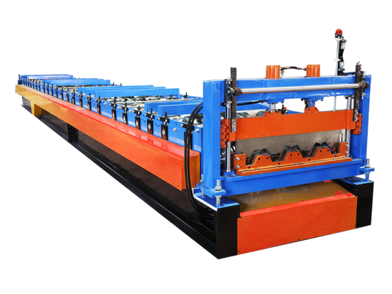 Floor Decking Roll Forming Machine for YX65-315-945 Profile